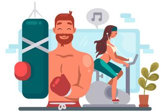 trening personalny z trenerem indywidualnym na siłowni, w domu klienta, na basenie. Najlepszy trener w bielsku