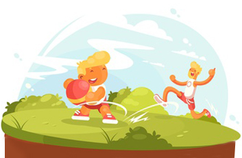 trening z dziecmi w ustroniu box kickboxing